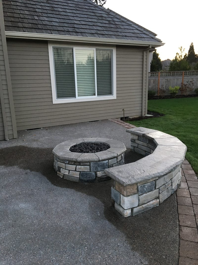 projects cadwell landscaping llc